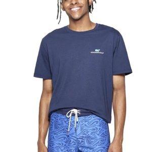 Vineyard Vines fr Target men navy T-shirt